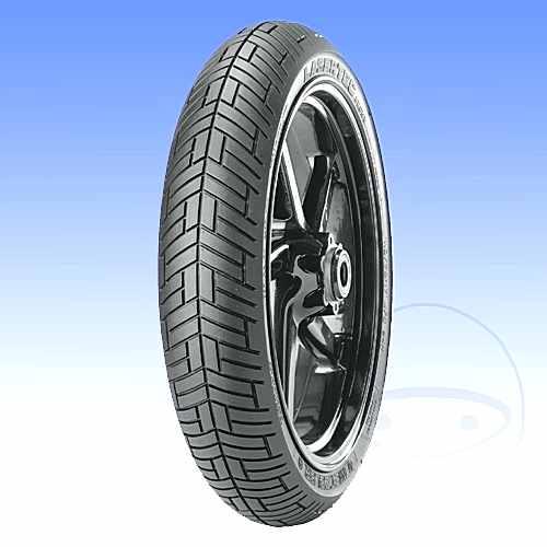 100/80-17 52Stl Lasert Tyre Metzeler Lasertec Front  For Honda 733.25.39