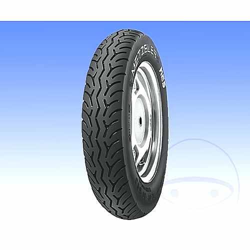 100/90-10 61J Reinftl Me5 Tyre Metzeler  For Rex 733.53.75