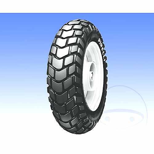 120/90-10 57Jtl Sl60 Tyre Pirelli  For Suzuki 744.00.43
