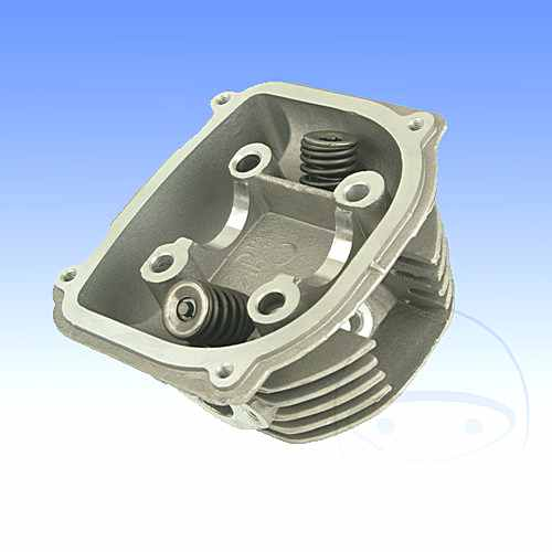 Cylinder Head Without Sas Gy6 125Cc  For Rex 756.81.24