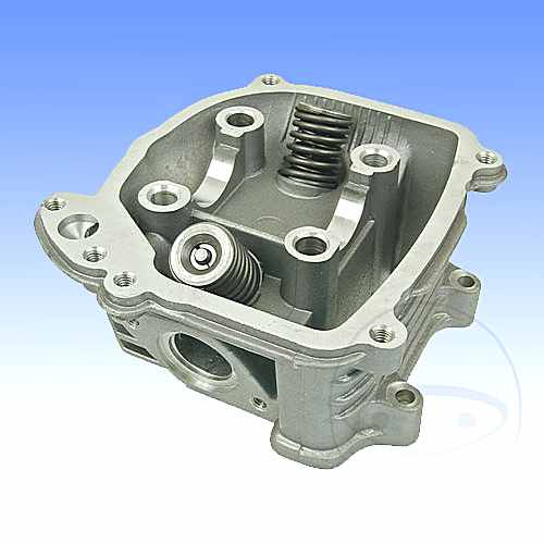 Cylinder Head with Sls Gy6 125Cc 152Qmi  For Pegasus 756.89.91