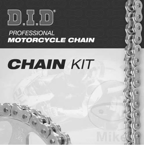Chain Kit DID X-Ring G&B530Vx Open  For Triumph 749.05.76