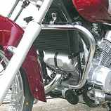 Crashbar Front Chrome  For Honda 711.01.41