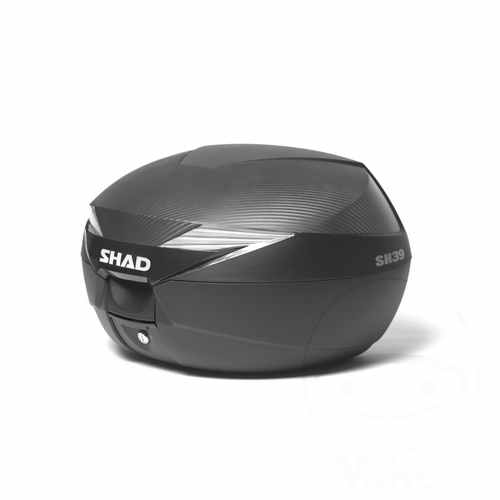Shad Top Case Carbon 39L Sh39 Including Mounting Plate  For Aprilia 711.01.98