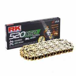 Rk X-Ring Chain Gb520Xso/098 Endless Chain For Ducati 725.00.81
