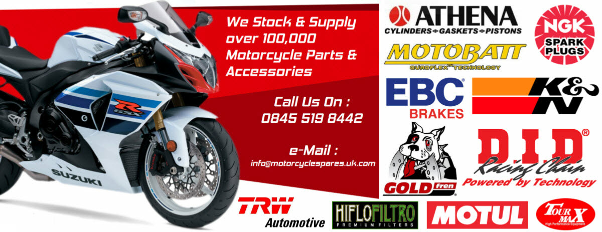 motorcycle spares uk for all your motorcycle spareparts needs